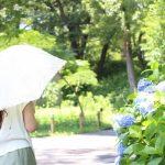 日傘選びのポイントと効果的な差し方